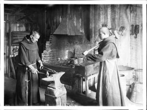 werken in kloosterritme